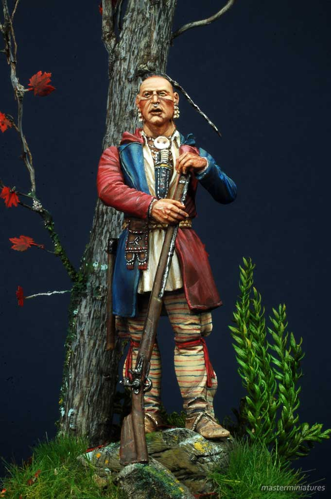 ojibwa warrior