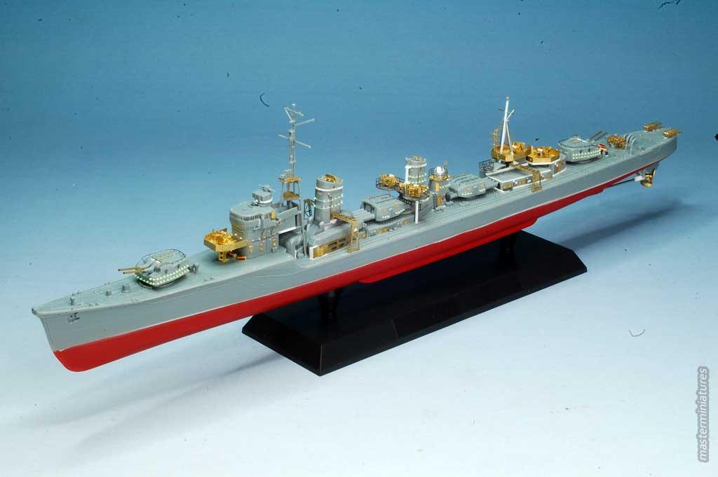 Space destroyer yukikaze